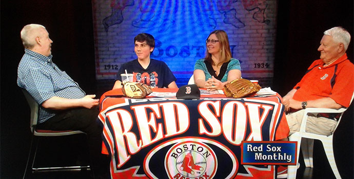 Red Sox Monthly