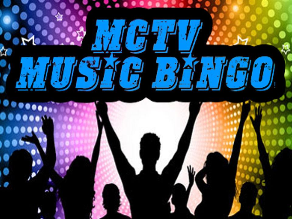 MCTV Music Bingo