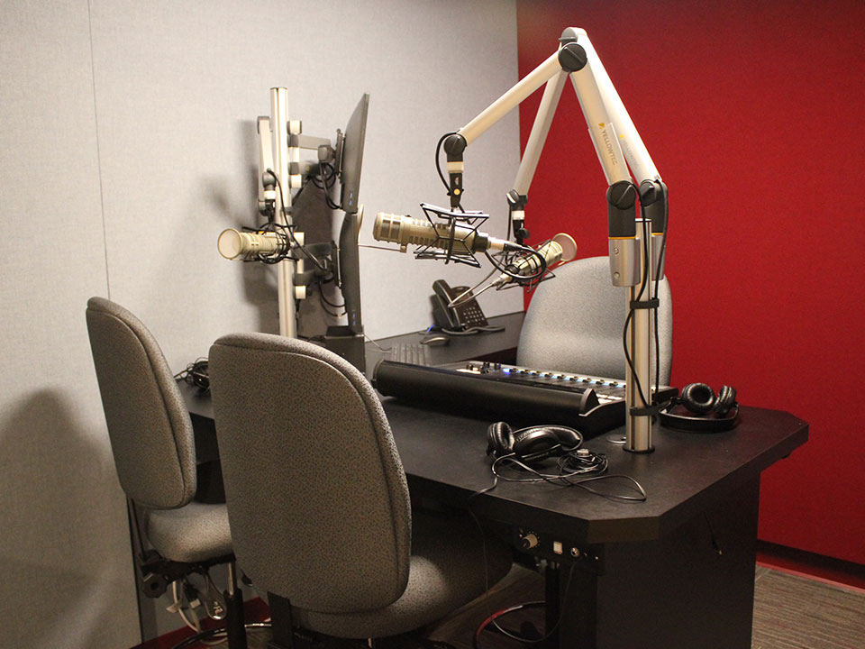 Methuen Podcast Studio